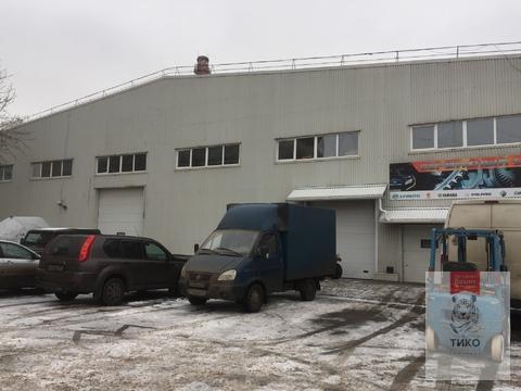 Сдам склад В сколково - Фото 2