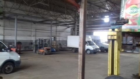 Аренда 1200 кв производство грузовой сервис - Фото 4