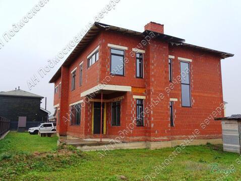 Киевское ш. 25 км от МКАД, Клоково, Коттедж 370 кв. м - Фото 1