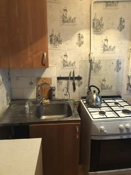 Сдам 1 комнатную квартиру в Чехове ул Молодежная, Состояние квартиры хо - Фото 1