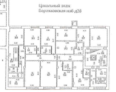 Особняк 3 этажа 1644 кв.м без комиссии м.киевская - Фото 5