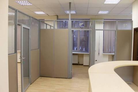 Офис без комиссии 124 кв.м 1 этаж м.Киевская - Фото 2