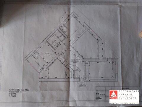 Квартира, ул. Валерии Барсовой, д.17 к.2 - Фото 1