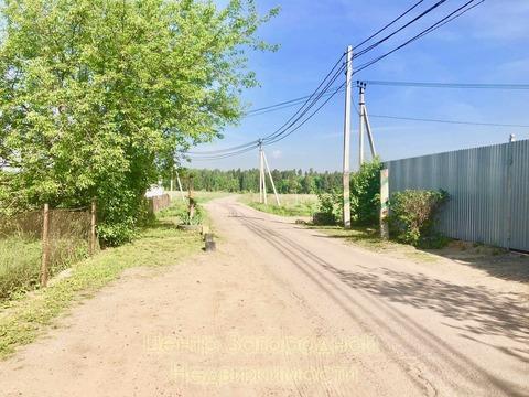 Участок, Щелковское ш, 8 км от МКАД, Балашиха. Участок 5,5 соток для . - Фото 3