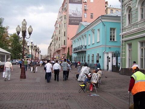 Сдаю комнату в Москве на Арбате - Фото 2