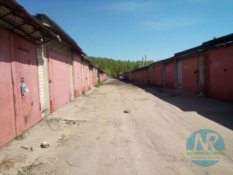 Продается гараж с погребом 52 кв.м в Видном - Фото 1