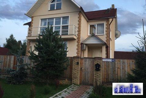 Дом 400м на уч 10 сот в Талаево - Фото 1