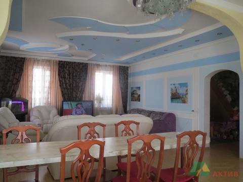 Благоустроенный дом, с. Большая Брембола - Фото 1