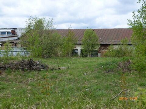 Продается Промышленные земли. , Тотьма Город, Запольная улица 17а - Фото 3