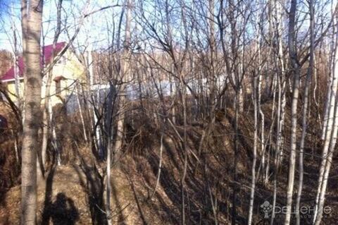 Продается земельный участок, г. Хабаровск, пер. Тигровый, Полярная - Фото 4