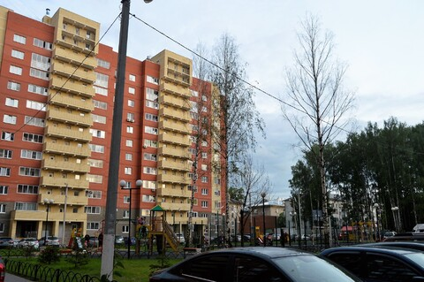 Квартира 2-ком. 53 м2 в ЖК Новые Клюшки 7/15 эт. - Фото 2