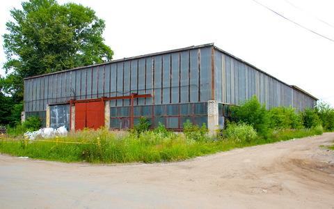 Продам складской корпус 2000 кв. м. - Фото 1