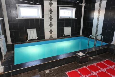 Мира советский рн большой дом с бассейном баней и 10 раздельных комнат - Фото 2
