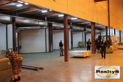 Аренда склада в Подольске 11000м2 класс А+ - Фото 5