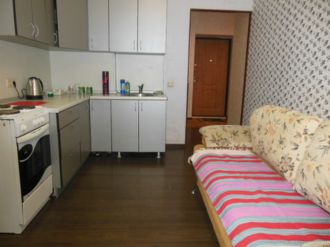 1-комнатная квартира в районе метро Заельцовская, зоопарк, пл.Калинина - Фото 3