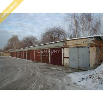 Капитальный гараж, ангарская 91-Г - Фото 1
