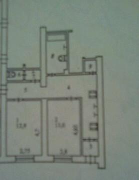 Продается 2-комнатная квартира на ул.Пухова - Фото 4