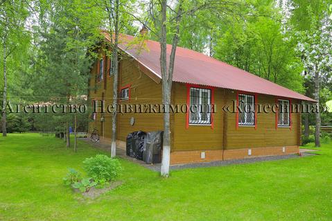 Глашино. Жилой дом с банно-бассейным комплексом, гостевым домом в лесу - Фото 3