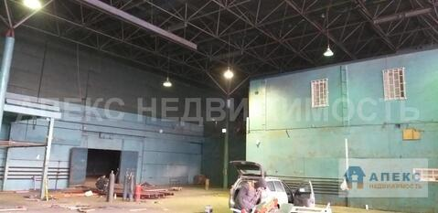 Аренда помещения пл. 1030 м2 под производство, склад, м. Семеновская . - Фото 3