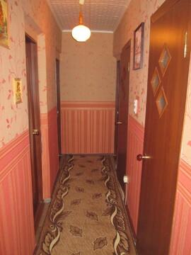 Продам 4-х комнатную квартиру в г. Любань, ул. Ленина, д. 42 - Фото 4