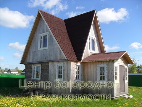 Дом, Минское ш, 80 км от МКАД, Новоивановское д. (Рузский р-н), . - Фото 2
