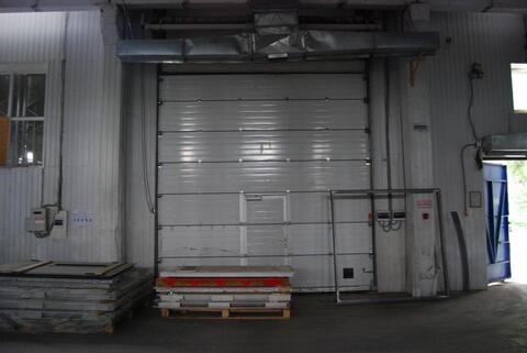 Аренда теплого склада с отоплением 940 м2, ул.Калинина - Фото 2