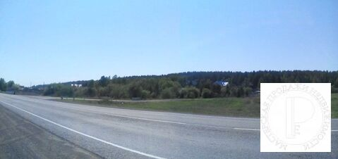 Участок площадью 2,2 гектара первая линия федеральной трассы Р-255 - Фото 3