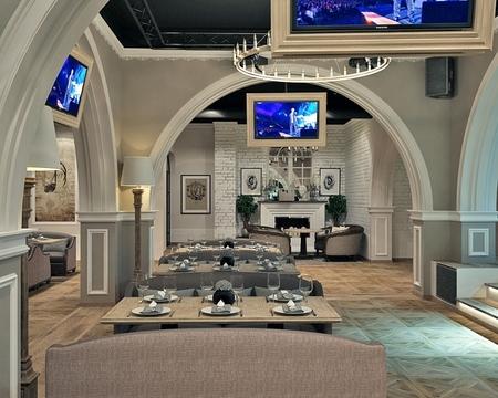 Шикарный Караоке - Ресторан в центре Сочи - Фото 1