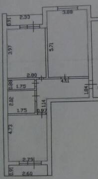 Продаётся 2 комнатная квартира по ул. Сухумская 11 - Фото 2