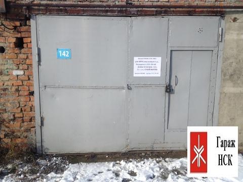 """Продам капитальный гараж на 2 машины, ГСК """"Обь"""", Шлюз, за жби - Фото 1"""