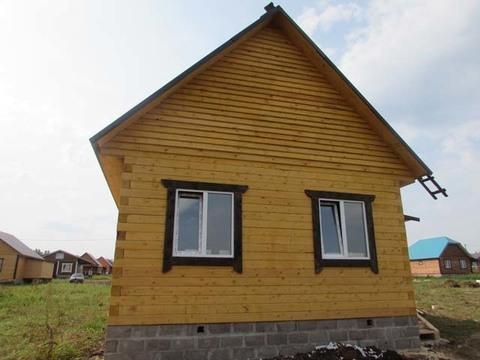 Продается дом в Иглино. Площадь 48 кв.м. Участок 7,5 соток. - Фото 2