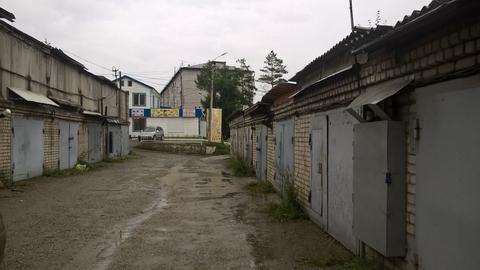 Гаражи и стоянки, Московских строителей, д.21 - Фото 2
