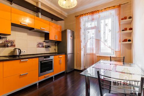 Однокомнатная квартира с солнечной кухней - Фото 1