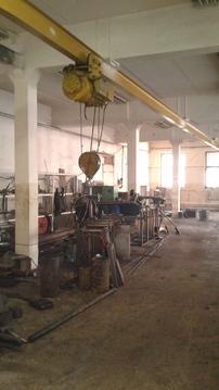 Сдаётся производственное помещение 630 м2 - Фото 1