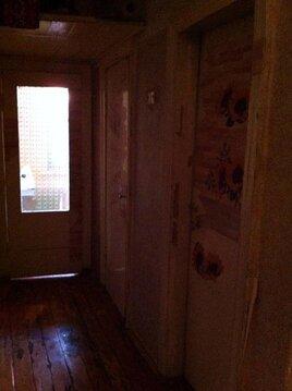 Квартира требует ремонта. С/у раздельный. Комнаты смежные.Окна во двор - Фото 4