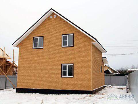 Новый двухуровневый дом площадью 110 кв.м. 'под ключ'. Участок 5 . - Фото 2