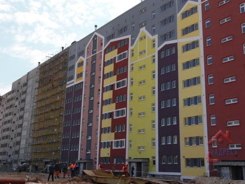 Однокомнатная квартира В новом доме. - Фото 1