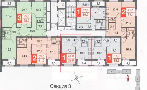 Продается 1к.кв, Волоколамское - Фото 5