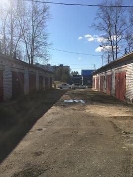 Кирпичный гараж 5х6 м. г. Дмитров, ул. Сенная - Фото 1