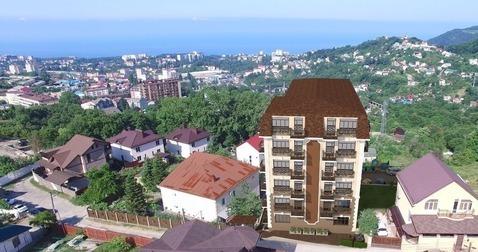 Краснодарский край, Сочи, Высокогорная,55 к8