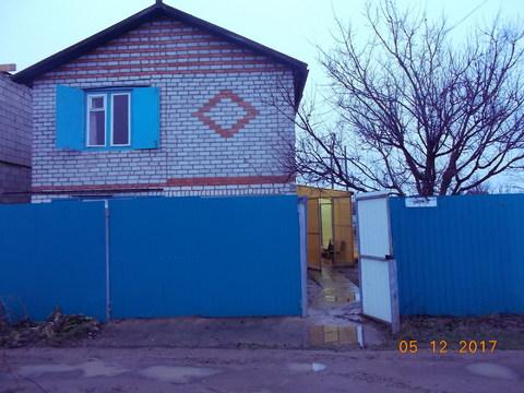 Продаю 2 Этажный Дом, Волгоградская область, Волжский, СНТ Латекс - Фото 1