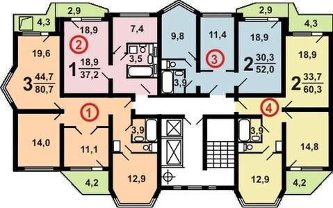 Продам однокомнатную квартиру в г.Видное