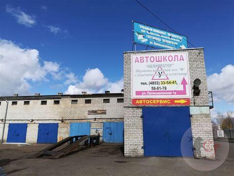 Продажа гаража, Ярославль, Ул. Промышленная - Фото 1