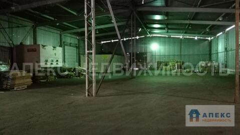 Аренда помещения пл. 2183 м2 под склад, офис и склад м. Алтуфьево в . - Фото 1
