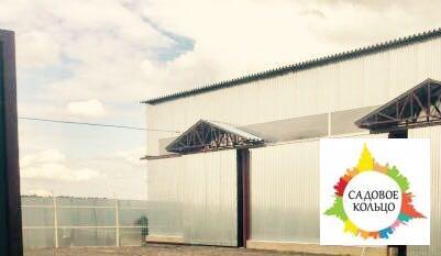 Складской комплекс класса «С», МО, Юго-восток, 10 км от МКАД пгт. Ок - Фото 2