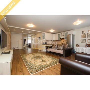 Квартира с евроремонтом в кирпичном доме на Ригачина 44 - Фото 1