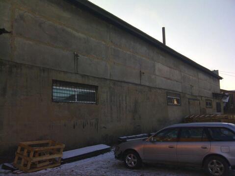 Здание ремонтно-механического цеха, 856,7 кв.м. - Фото 1