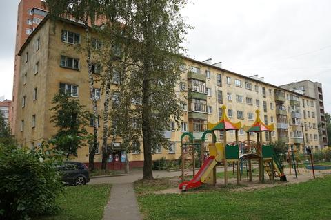 Продается 2-ка 45м2 Ленинградский пр-т 32 (Брагино) - Фото 1