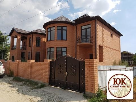 Анапа готовый дом с ремонтом в Су-Псехе 160 м2 - Фото 1
