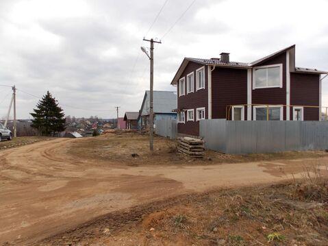 Новый дом-коттедж с г/о в пос. Лежнево Ивановской области - Фото 4